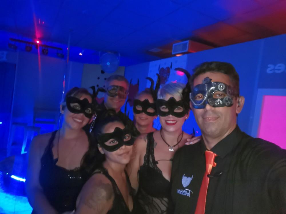 Equipo Tentación Swinger, Club liberal Swinger Torremolinos