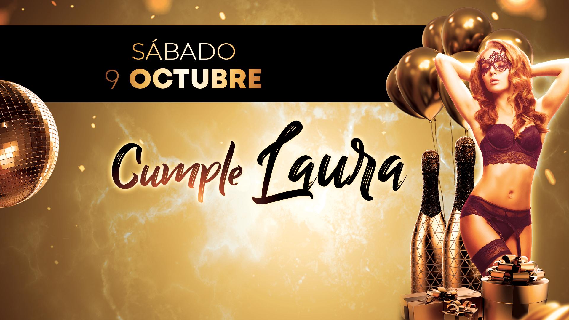 Fiesta Cumple Laura Liberal, Tentación Swinger Torremolinos
